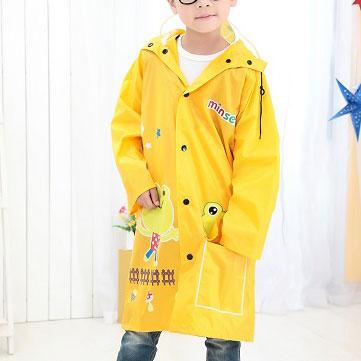 466b6a0fd New 2016 Arrival Kids Long Cartoon Raincoats for Girls Brand School Boys  Raincoats with Schoolbag Pocket Children Rain Coat,C287-in Jackets & Coats  from ...