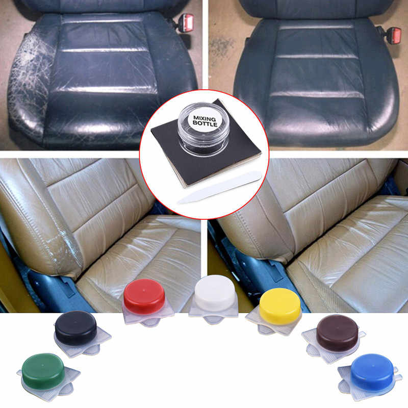 Liquid Skin Auto Car Seat Sofa Leather Repair Coats Holes ...