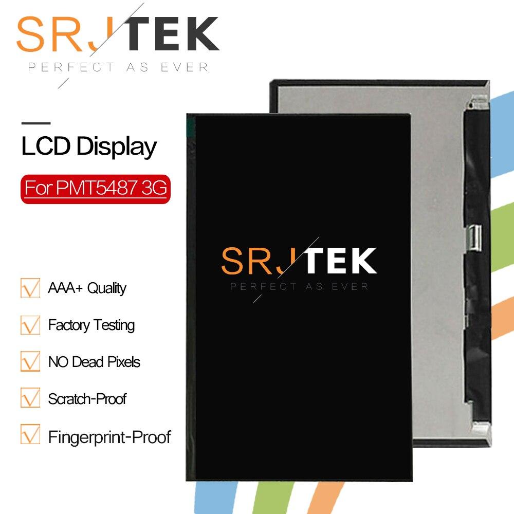Matrice d'écran d'affichage à cristaux liquides de 8 pouces pour Prestigio MultiPad 4 PMT5487 3G livraison gratuite