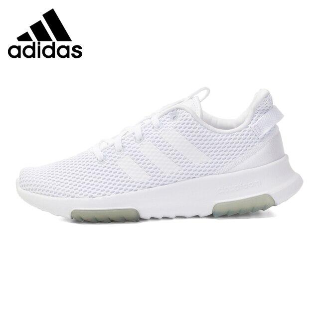 sports shoes ada0d a3d53 Nueva llegada Original 2018 Adidas NEO etiqueta CF RACER TR W de las mujeres  skate zapatos