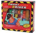 SMART DRIVER Board toy Game Funny Cards Game Puzzle Game Education 120 Steps Levels car Games Funny toys For Children