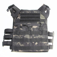 Tactical Army Combat Vest Wargame Airsoft Military JPC Plate Carrier Paintball Protective Vest Outdoor Hunting Accessoris