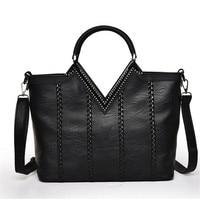 Leather Women Messenger Bag Big Shoulder Bag Large Capacity Totes Famous Brand Bolsa Feminina Herald Fashion New Bags Handbags