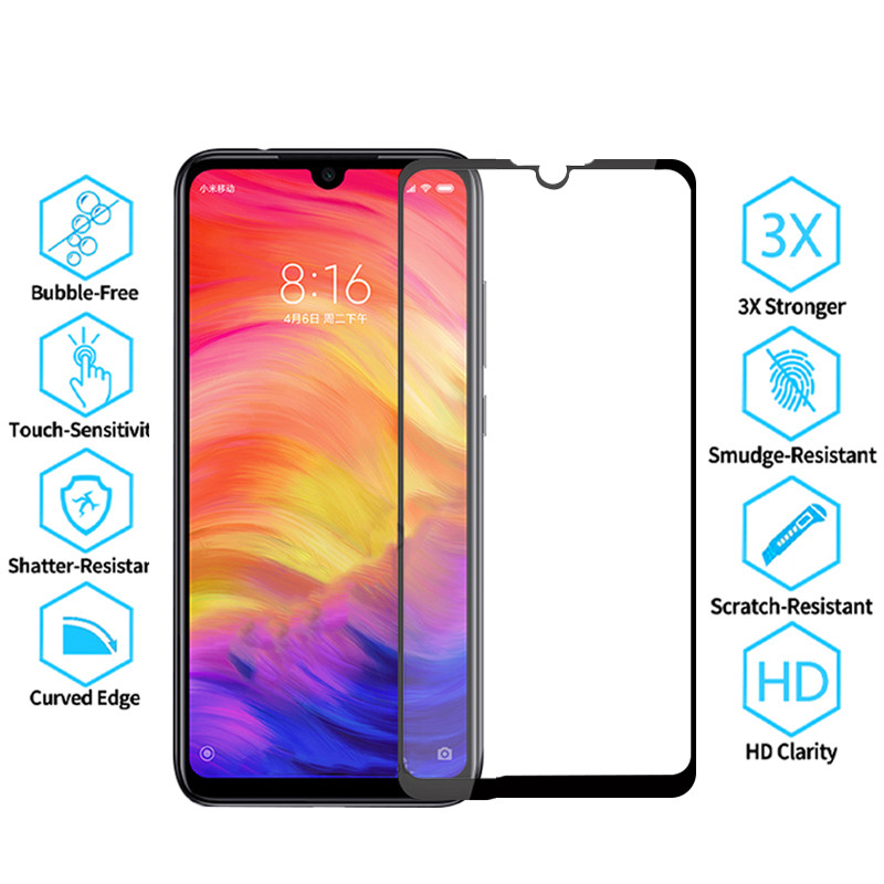 Full-Cover-Protective-Glass-A2-Lite-Protective-Glass-for-Xiaomi-Redmi-Note-7-6-Pro-Screen