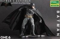 Crazy Toys Batman V Superman Dawn of Justice Batman 1:6 Action Collectible Figure Toys 25cm