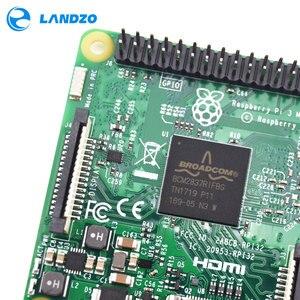 Image 3 - Raspberry Pi 3 Model B Board 1GB LPDDR2 BCM2837 Quad Core Ras PI3 B,PI 3B,PI 3 B with WiFi&Bluetooth