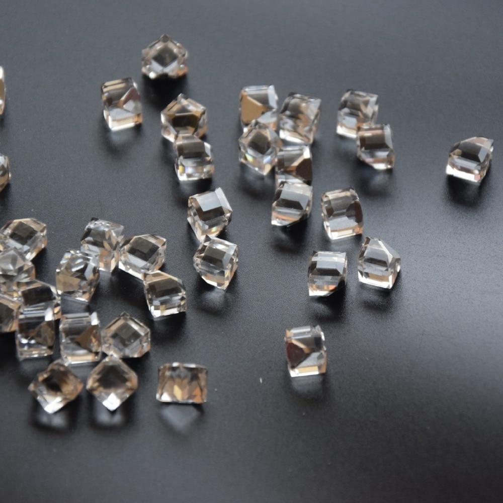 Кристалды ABS металдан жасалған - Маникюр - фото 3