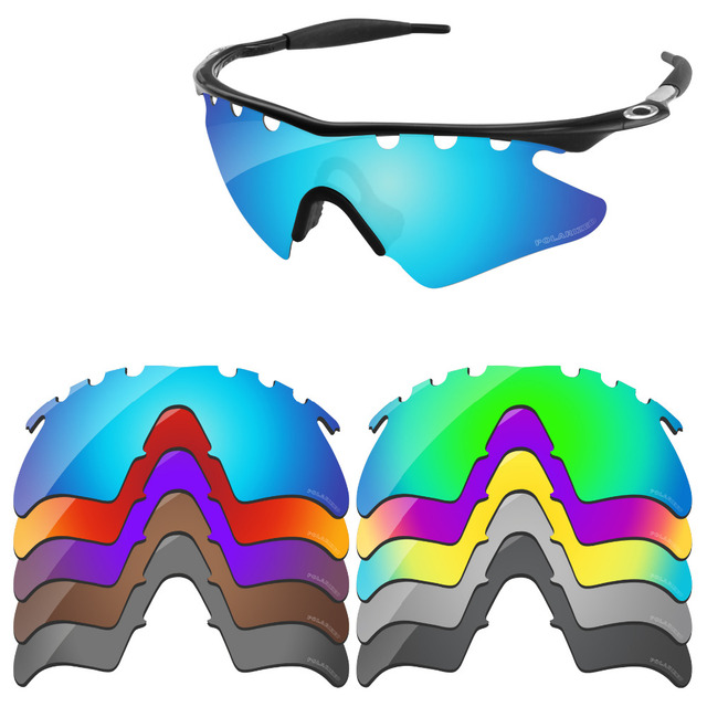 2679294222 Papaviva Polycarbonate Polarized Replacement Lenses For M Frame Heater  Vented Sunglasses - Multiple Options