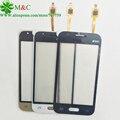10 шт. Новый J105 Сенсорная Панель Для Samsung Galaxy J1 Mini SM-J105F J105 Дигитайзер Сенсорным Экраном Стеклянной Панели С Отслеживанием