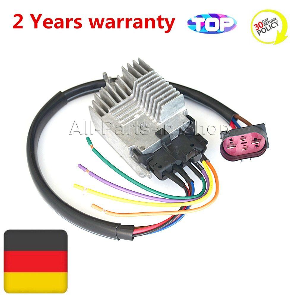 Online Shop Radiator Cooling Fan Control Resistance Unit For Audi A6 Module Wiring 8e0959501ag A4 Quattro Cabrio 8e0959501g 8e0959501k 8e0959501ab