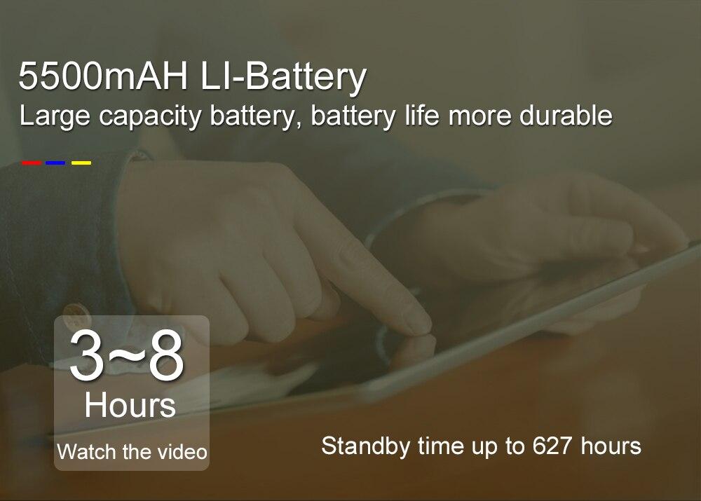 battery 5500mah