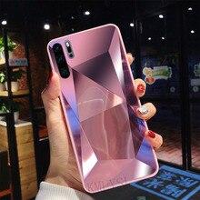 3D Алмазный чехол для huawei P20 P30 Pro mate 20 10 Lite P Smart Plus чехол s для Honor 10i Y6 Y7 Prime Y9 задняя крышка
