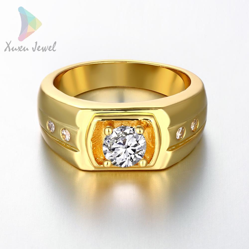 Low price hot Unique mens Design 24k gold plating Hip Hop Finger ...
