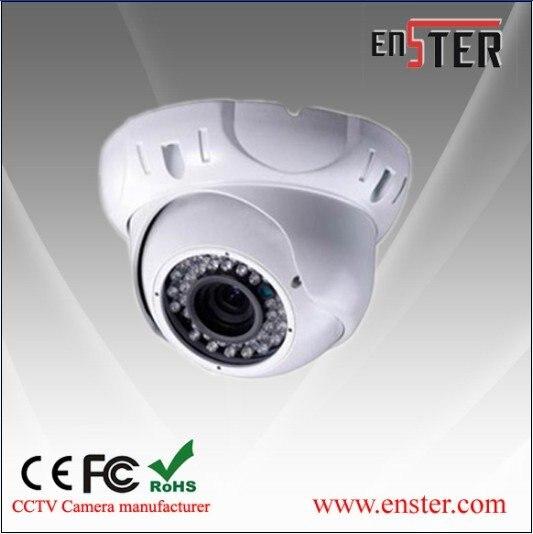 Color Vandal-proof Varifocal Lens IR dome analog CCTV Camera SONY EFFIO-E 700TVLDWDR PM MD DEFOG DNR OSD