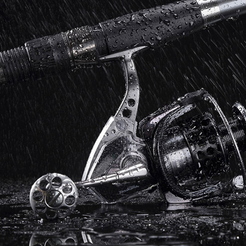 Metal Spinning wheel type Bestsellers Fishing Reels 15+3BB Bearing Speed Ratio 4.9:1/5.5:1 Fishing Spinning fishing wheel sale teben fish wheel fishing reels fishing vessel spinning wheel full metal bearing fishing tackle tb400 3 shaft after