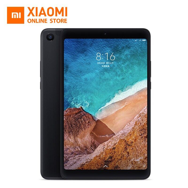 Оригинальный Xiaomi Mi Pad 4 Планшеты 4 Snapdragon 660 АНО 8 ''16:10 Экран Tablet AI 13MP сзади Xiaomi Mi Pad 4