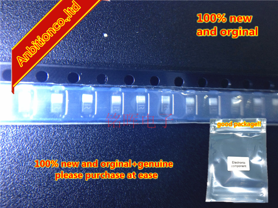 10pcs 100% New And Orginal SMD Silicon PIN Diode BA585 SOD-123 In Stock
