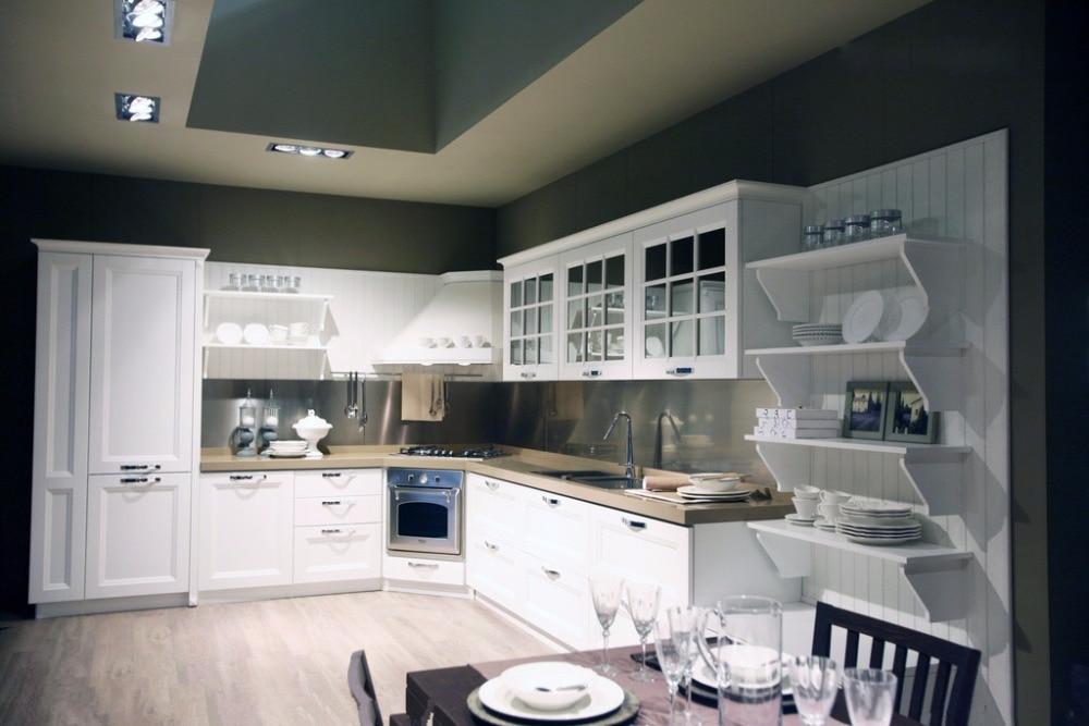 L Shape Kitchen Design Modern