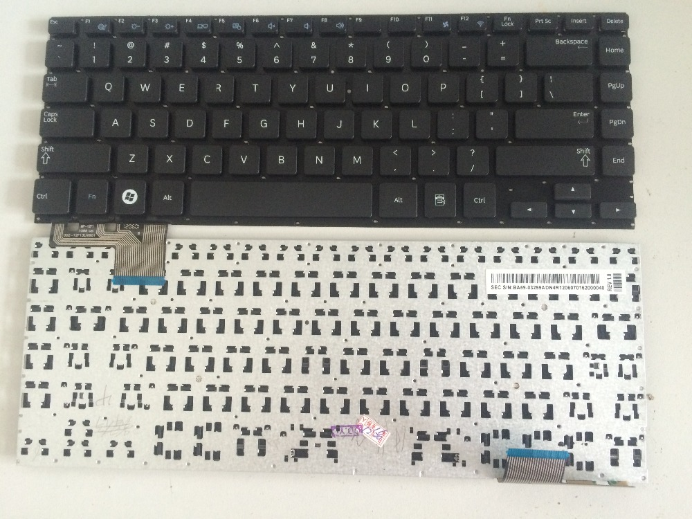 New Keyboard for Samsung NP530U4B NP530U4C NP535U4C NP530U4BI 530U4 NP530U4 530U4B 530U4C US Original