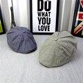 Perfect Unisex 2016 New boina Pure Color Man Cap Man Hat Beret Fashion Pure Color Hat For Men gorro boina Adjustable