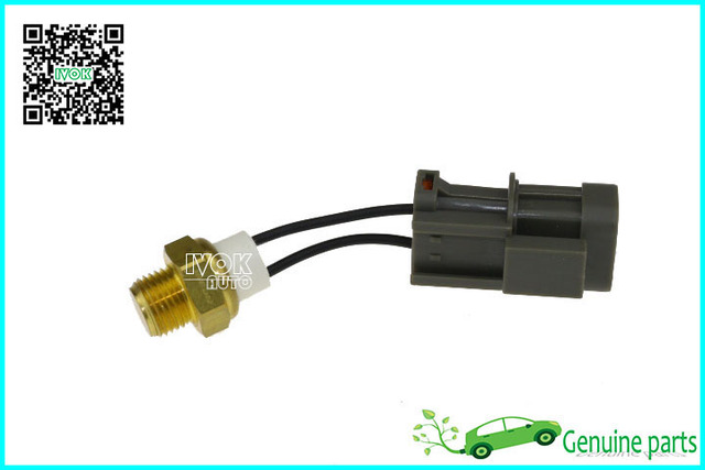 Car Spare Parts Radiator Fan Temperature Switch For Nissan