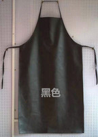 Pu Aprons Waterproof Restaurants Aprons Oil Aprons Pvc Waterproof Car Wash Aprons Clean Aprons Tablier Cuisine