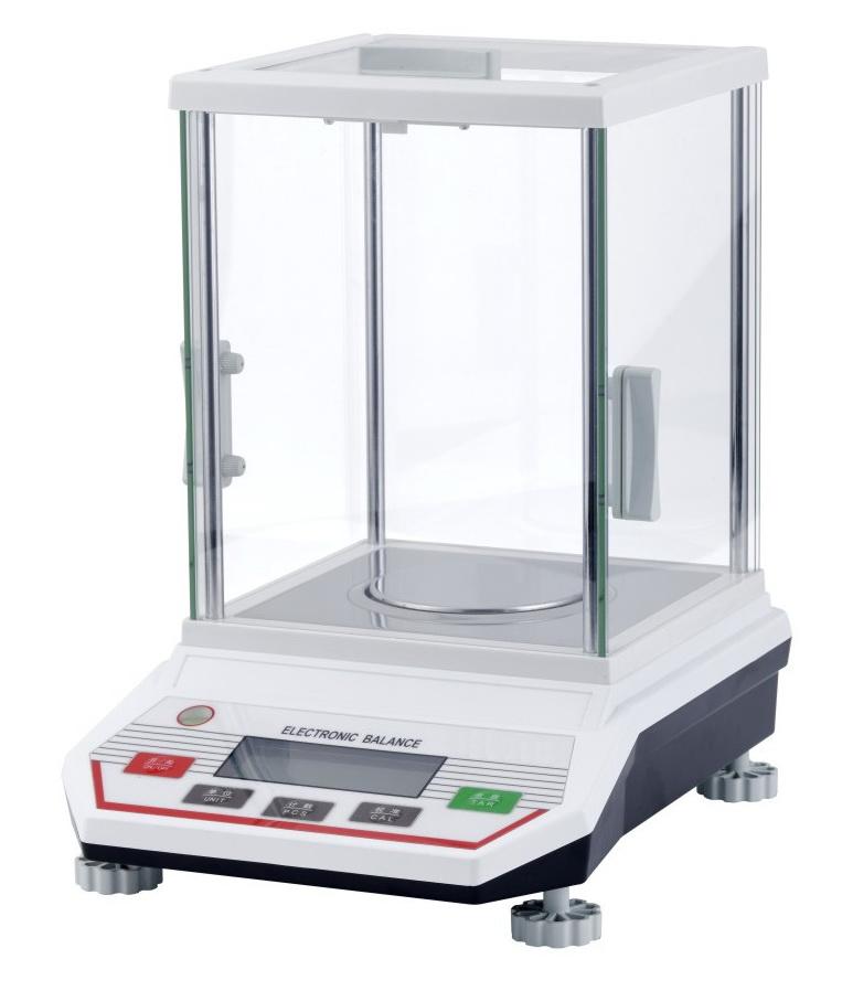 HC-B3003 Electronic Analytical Balance, digital balance, lab balance, 300g range, 0.001g resolution