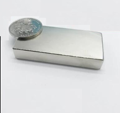 10pcs 60mm x 30mm x 10mm Super Strong Neodymium 60*30*10 Rare Earth  Magnet Art Craft Connection free shipping 60x30x10-in Magnetic Materials from Home Improvement    1