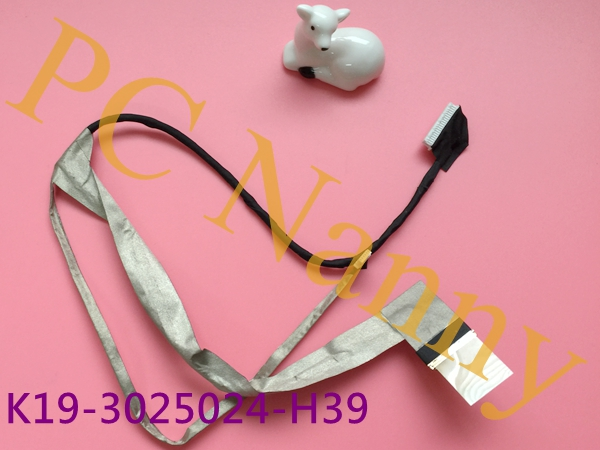 New Original laptop LCD/LED/LVDS Display Screen Flex CABLE fit for MSI MS16GX K19-3025024-H39 series Audio&Video cable flex
