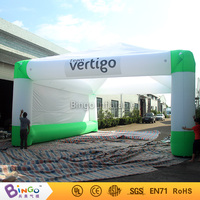 8m*10m large outdoor canopy inflatable tent inflatable shelter for beach events China supplier BG A0749 toy tent