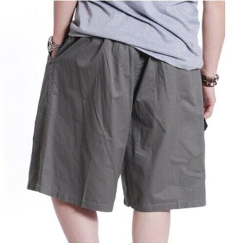 Plus Size Summer Style Shorts Men 2015 Summer New Loose Fashion Men Shorts Bermuda Masculina Casual Short Men Hot Sale shorts (3)