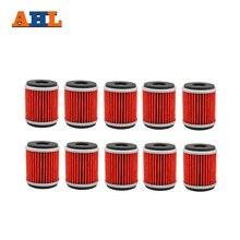 АГЛ Высокая Производительность Мощность спортивный картридж масляный фильтр для YAMAHA YZ250F YZ250FX XT250 YFM250 YFM250R YBR250
