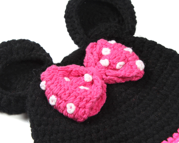 Mickey Mouse Knit Hat Pattern Gallery Knitting Patterns Free Download