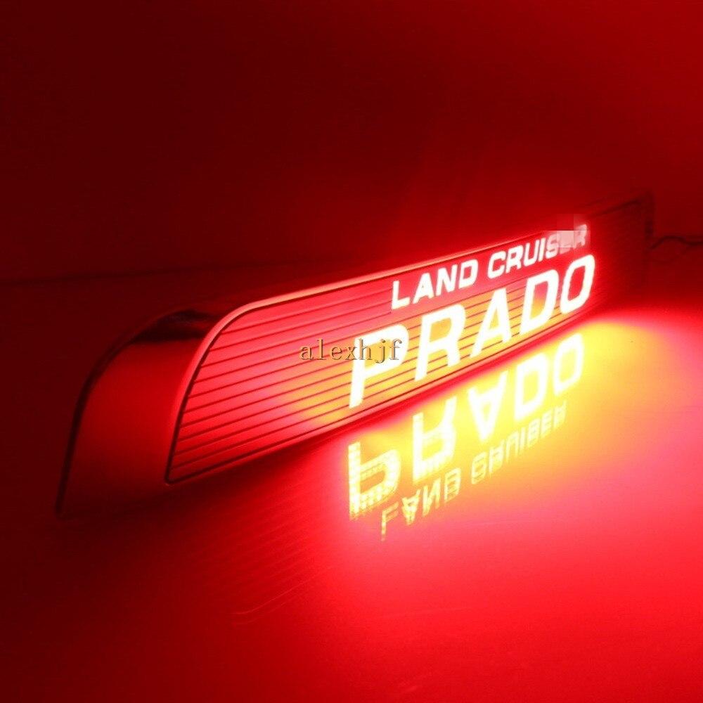 Srpanj King rezervne gume za dodatna svjetla za gumu za Toyota Land - Svjetla automobila - Foto 4