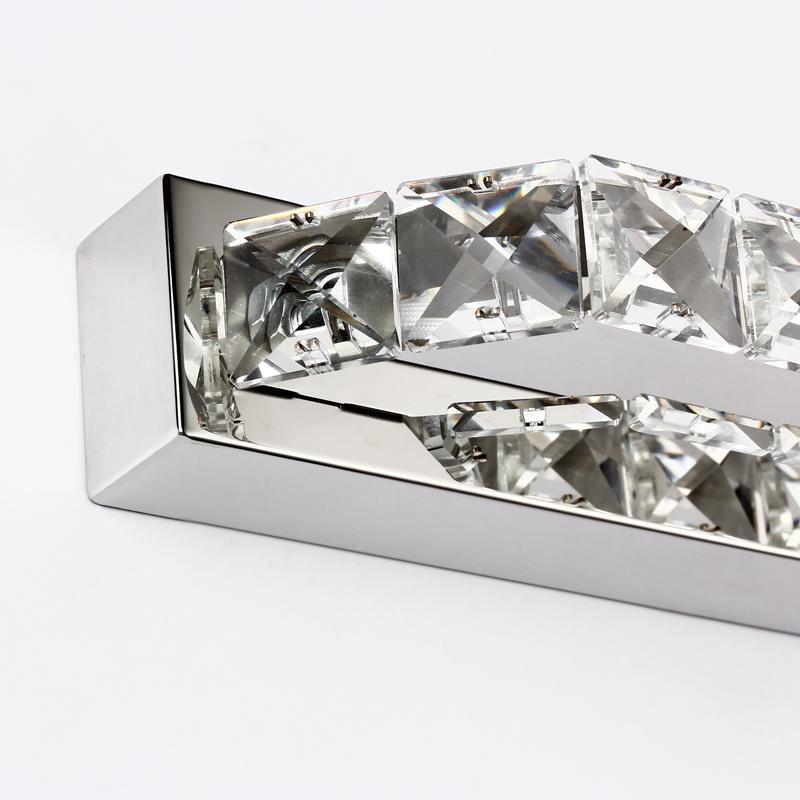 87cm lung de cristal baie oglinda usa lampa 110V / 220V 23W condus - Iluminatul interior - Fotografie 5