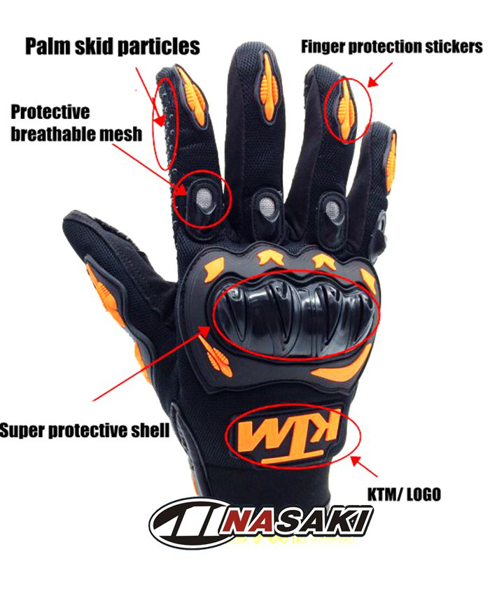 новый для КТМ поставщика моно перчатки