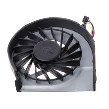 цена на Cooling Fan Laptop CPU Cooler 4 Pins Computer Replacement 5V 0.5A for HP Pavilion G4-2000 G6-2000 G6-2100 G6-2200 G7-2000