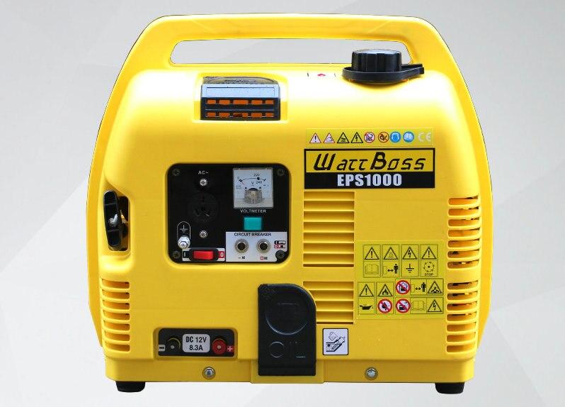 Бензиновый генератор 4.2 1 220 /12