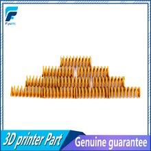 5 pcs 3D yazıcı parçaları bahar ithal uzunluğu 23mm OD 8mm kimliği 4mm için ısıtmalı yatak CR-10 CR-10Mini CR-10S serisi 3D yazı...