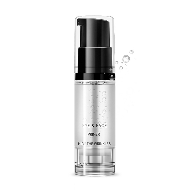 BGVfive8ml Women Girls Eyeshadow Face Primer Base Foundation Lotion Cream Anti Wrinkle Makeup Gel Eye Concealer Cream 2