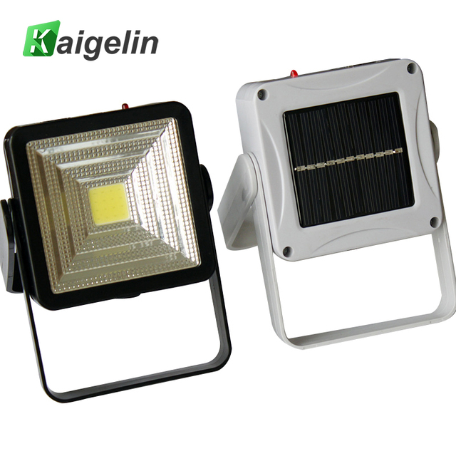 Battery Security Lights Outdoor Rechargeable portable solar led flood light outdoor camping lamp rechargeable portable solar led flood light outdoor camping lamp 1000mah battery usb charging phone garden solar workwithnaturefo