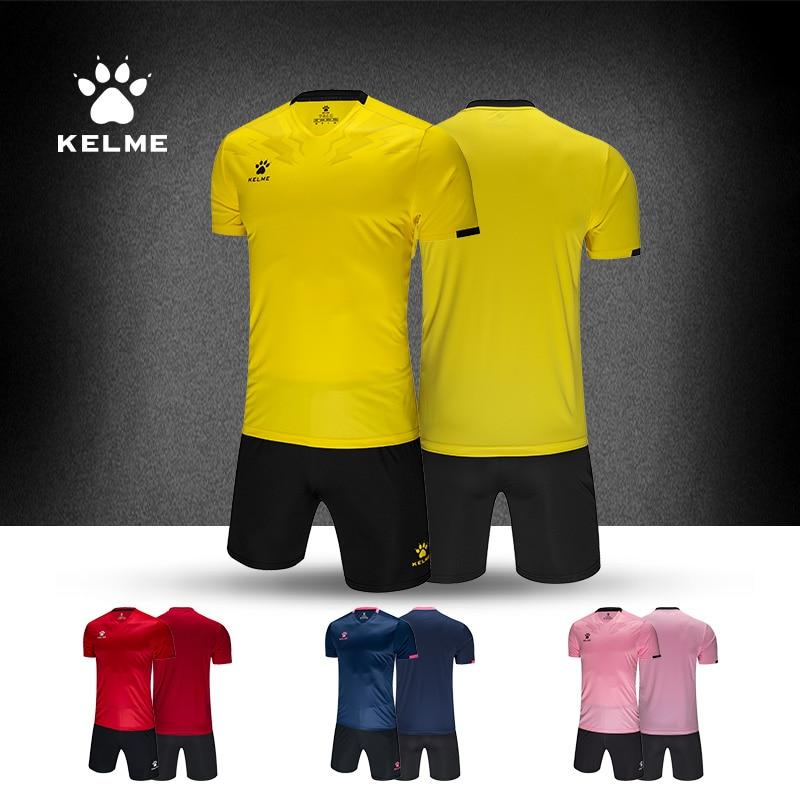 Kleme 2019 Men Football Suit Training Soccer Jersey Sets Customize Team Uniform Survetement Sportswear Jersey 3891049