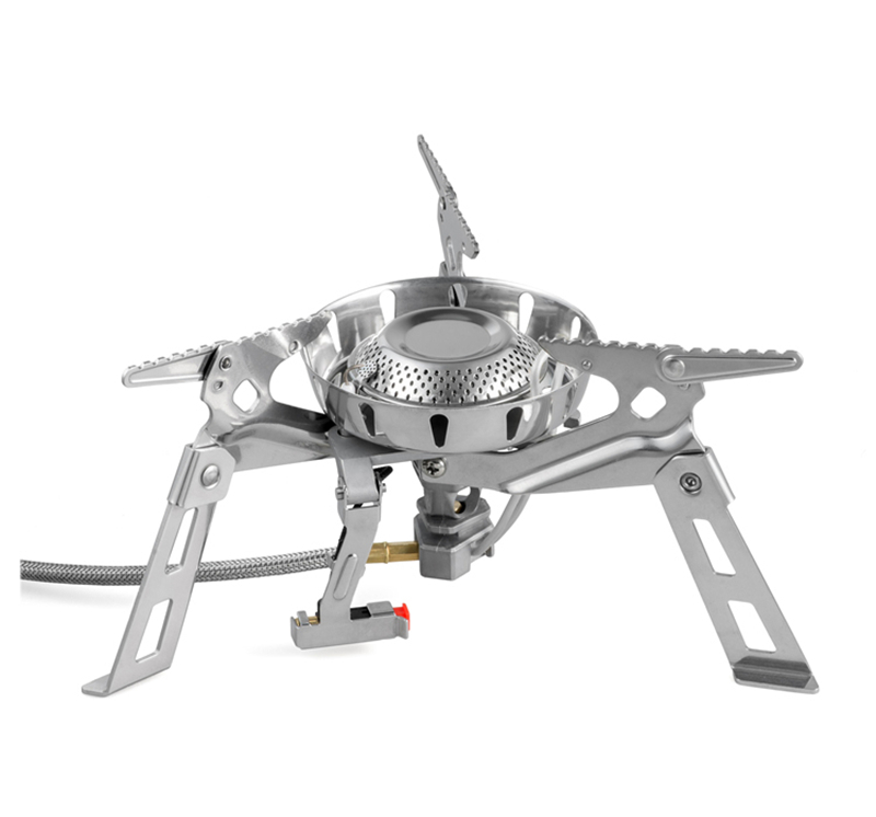 Fire-Maple Outdoor Split Gas Burner Windproof Folding Furnace Camping Stove FMS-1002123