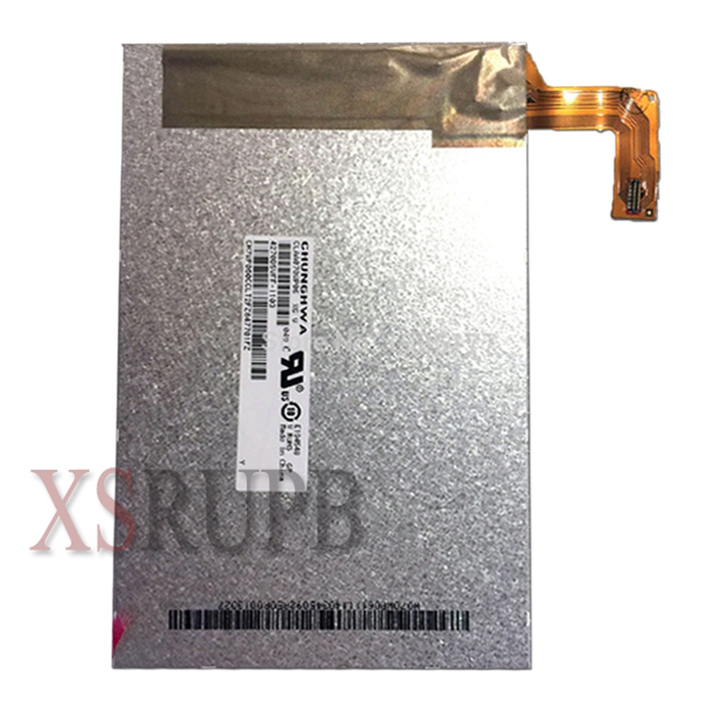 New 7 inch IPS LCD Display panel For HP Slate 7 HD LCD Screen Display CLAA070WP06 XG Internal Screen Replacement Free shipping 8 1 inch lm081hb1t01b industrial lcd display screen display internal screen ccfl back free delivery