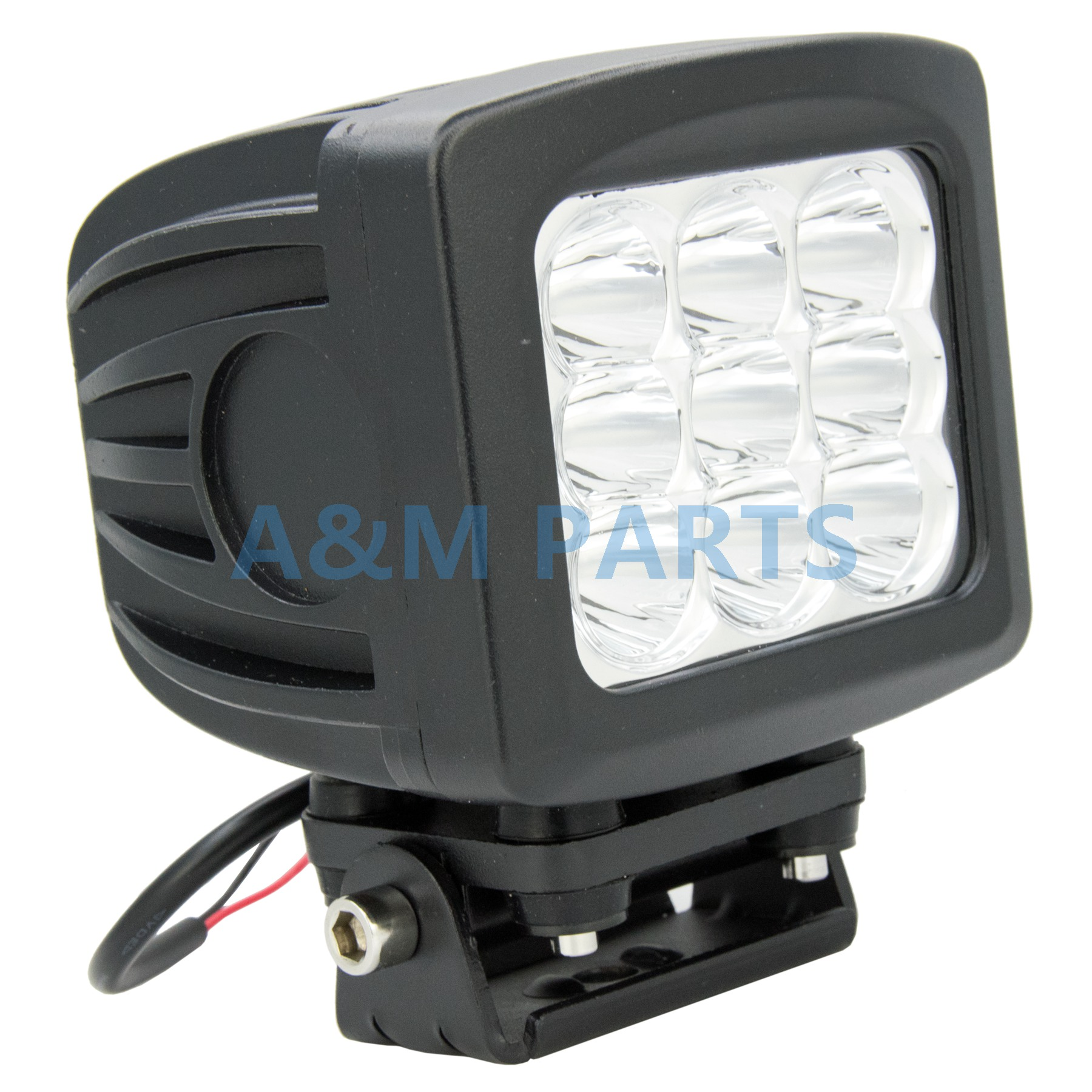 90W LED Work Spot Light Marine Boat Tractor Truck SUV Offroad Driving Fog Lamp