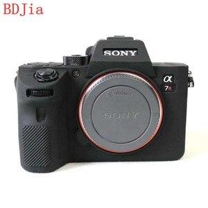 2018 горячая Распродажа силиконовый чехол для камеры чехол для Sony Alpha ILCE-7RIII A7RM3 A7R3 в 2 вида цветов, бесплатная доставка