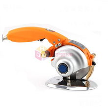 electric circular cutting machine scissors direct drive servo cutter cloth leather carpet cutting tools electric scissors