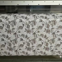 Car Styling Flower Camouflage Vinyl Car Wraps Sticker Car Wrapping Foil Roll Air Release For Furniture