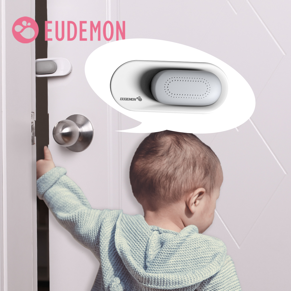 EUDEMON Baby Safety Finger Pinch Guard Door Stopper Baby Safety Gate Stopper Children Care Safety Pets Easy Go And Out