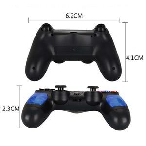 Image 1 - ل PS4 تحكم مقبض اللاسلكية للبلوتوث لعبة joypad ل المزدوج صدمة اهتزاز المقود غمبد للبلاي ستيشن 4